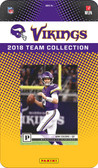 NFL Minnesota Vikings Licensed 2018 Prestige Team Set.