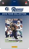 NFL Los Angeles Rams Licensed 2018 Prestige Team Set.