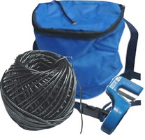 TREE TIE PACKAGE (Clew+Bag+Cutter)