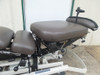Used Chattanooga Ergo Flexion Elevation Table 4 Drops- Chocolate Brown