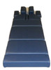 Used Omni Elevation Air Drop Table - New Navy Cushions