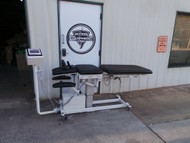 2011 Year Model  Saunders 3D ActiveTrac Decompression table- Black Top