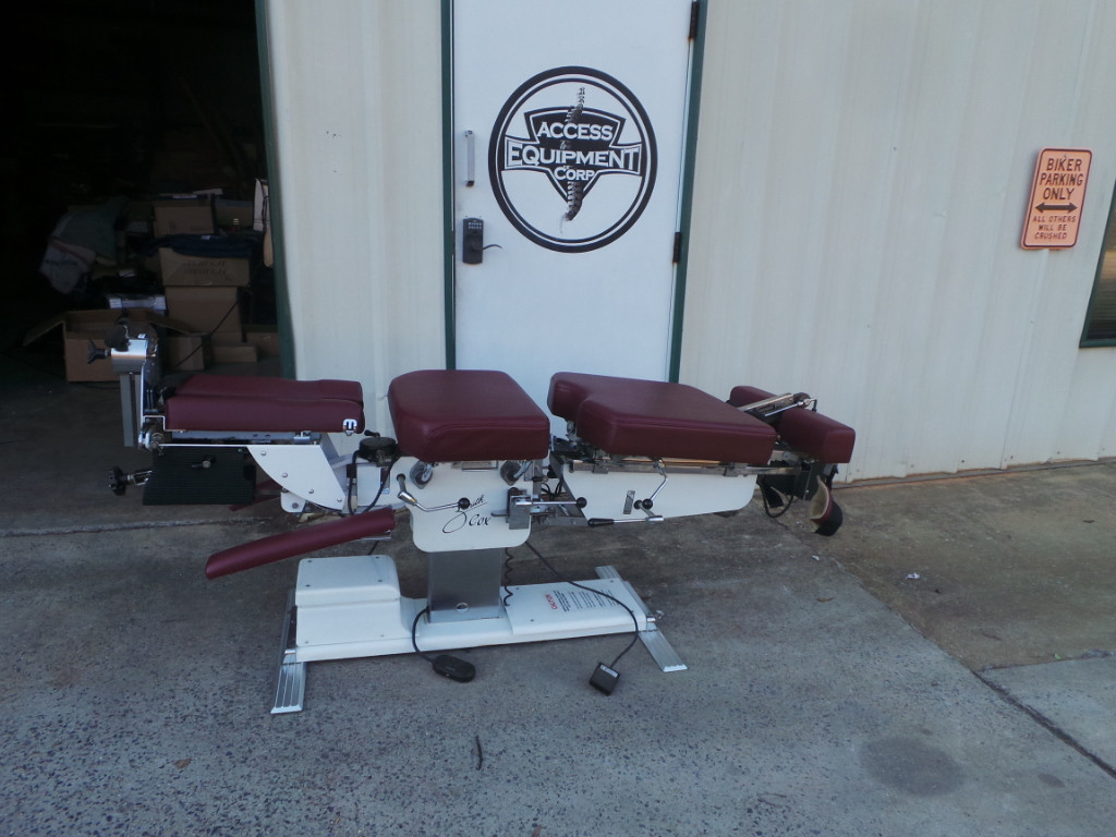 Used Zenith Cox 100 Flexion Table With Pd Amp Td Aad