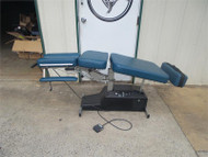 Used Leander Stationary Auto Flexion Table with 3 Drops