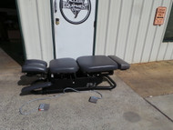 Used Chattanooga ES 2000 Elevation Table- CD & PD Breakaway Chest