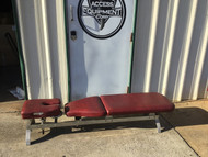 Used Lloyd Nicholas Side Posture Table