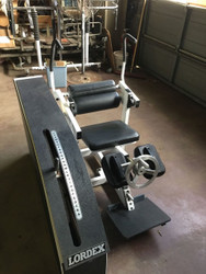 Lordex RX1 Low Back Exercise Machine
