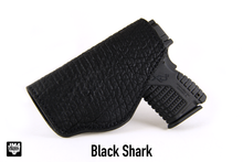 Exotic Magnetic Quick, Click, & Carry Concealed Holster