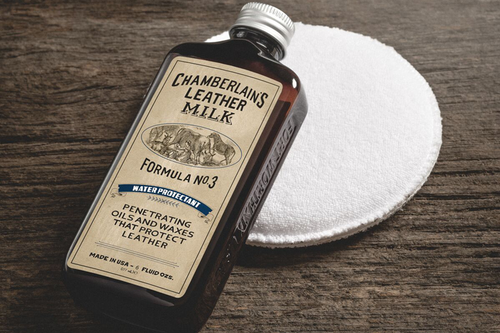 Chamberlain's Leather Milk - Water Protectant No.3