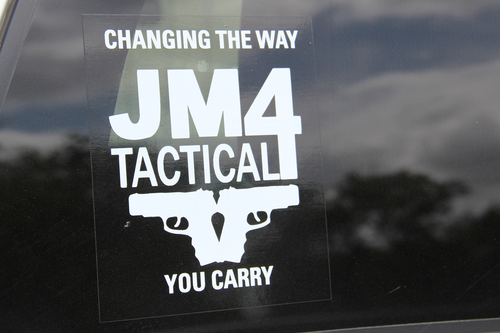 JM4 Tactical Sticker