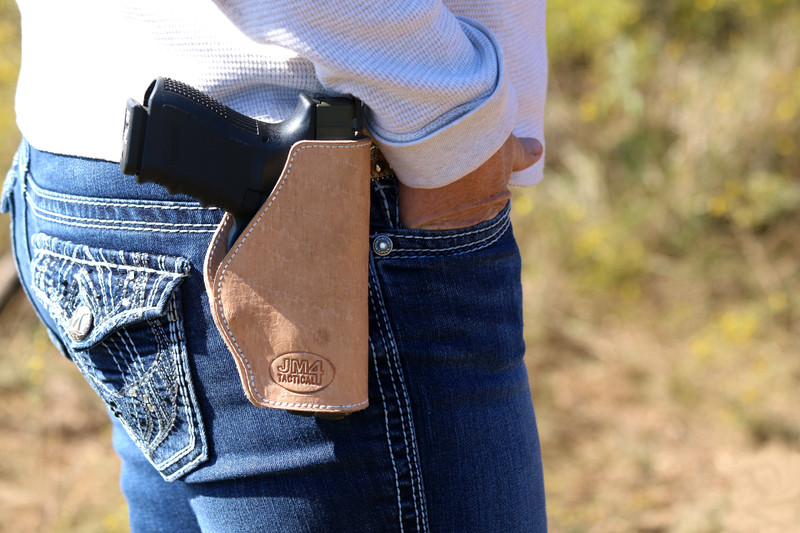 Choosing Your Concealed Carry Position