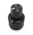Dual-Concentric Knob For 9mm Pot