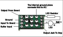 pc wiring board for 3pdt switch small bear electronics rh smallbear electronics mybigcommerce com guitarpcb 3pdt wiring board Alternative 3PDT Wiring