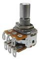 Alpha Dual-Gang 16mm Solder Terminals, Linear & Audio