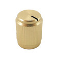Aluminum, Gold Anodized, 1/2' diameter