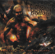 Execration - A Feast for the Wretched