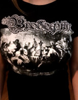 "Brodequin - Women's ""Inquisition"" shirt"
