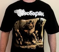 Brodequin - Festival of Death Short Sleeve T-shirt