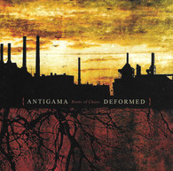 Antigama/Deformed - Roots of Chaos Split CD