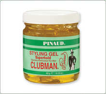 Clubman Styling Gel - Super Hold 16 oz.