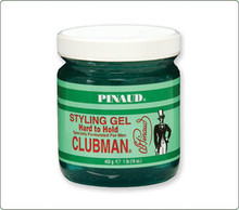 Clubman Styling Gel - Hard to Hold 16 oz.