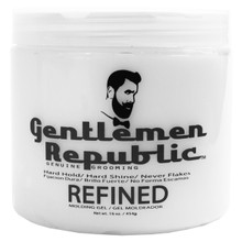 Gentlemen Republic Refined Molding Gel 16 oz