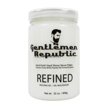 Gentlemen Republic Refined Molding Gel 32 oz.