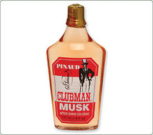Clubman Musk After Shave 6 oz.