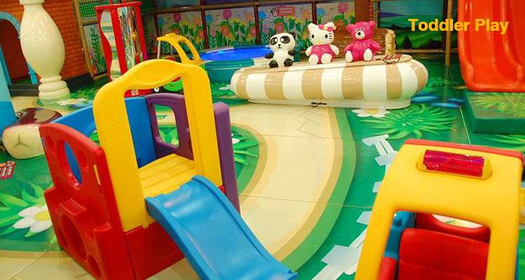 indoor playground Equipment supplier Toddler Play In