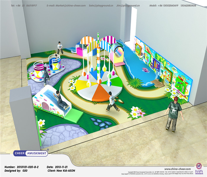 Motion softplay sample design 2 indoor playground system for Indoor playground design ideas