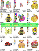 Anne Geddes Embroidery Machine Designs Patterns