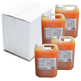 20kg (16L) Syrup for Bubble Tea - Passion Fruit (Case of 4)