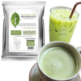1kg Teaforia Matcha Green Tea Latte
