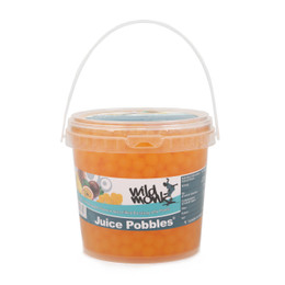 1.2kg Wild Monk PASSION FRUIT - PINEAPPLE Juice Pobbles (2 in 1 FLAVOURS!)