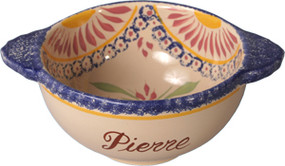Breton Lug Bowl - Corbeille Rose