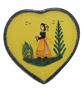 Heart - Soleil Yellow