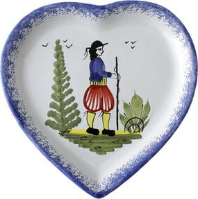 Heart - Mistral Blue