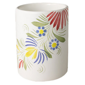Pencil/ Bathroom Cup - Quimper Touch