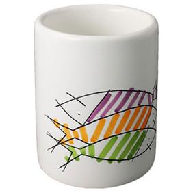Pencil/ Bathroom Cup - Happy Fish