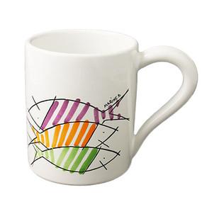 Mug - Happy Fish