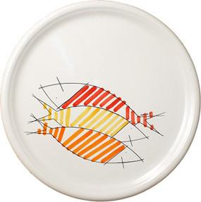 Cake Platter - Happy Fish