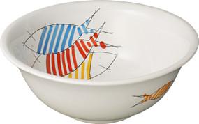 Salad Bowl - Happy Fish