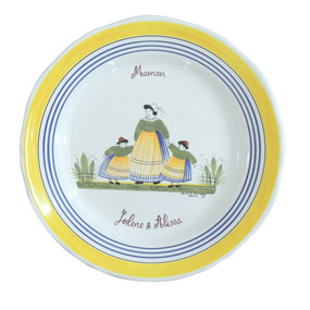 Mother Plate - Personalized