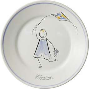 Leo - Plate