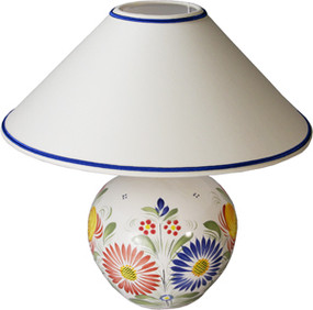 Boule Lamp - Fleuri Royal