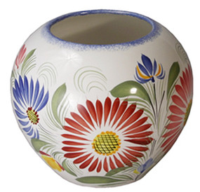 Bowl Vase - Fleuri Royal