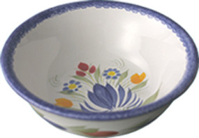 Small Dish - Fleuri Royal