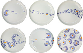Barr Avel - Plates - Set of 6