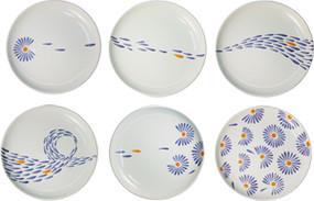 Barr Avel - Plates - Set of 6
