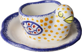 Chick Egg Cup - Fleuri Royal